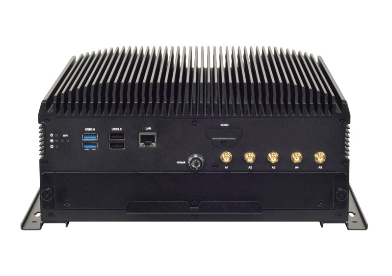 Lanner Introduces R6S, the Award Winning Rugged Rolling Stock Surveillance NVR