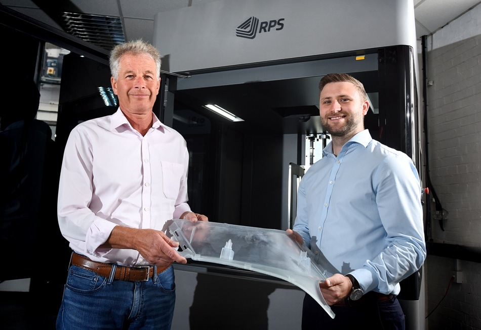 Prototyping Company Purchases Largest 3D Printing Machine