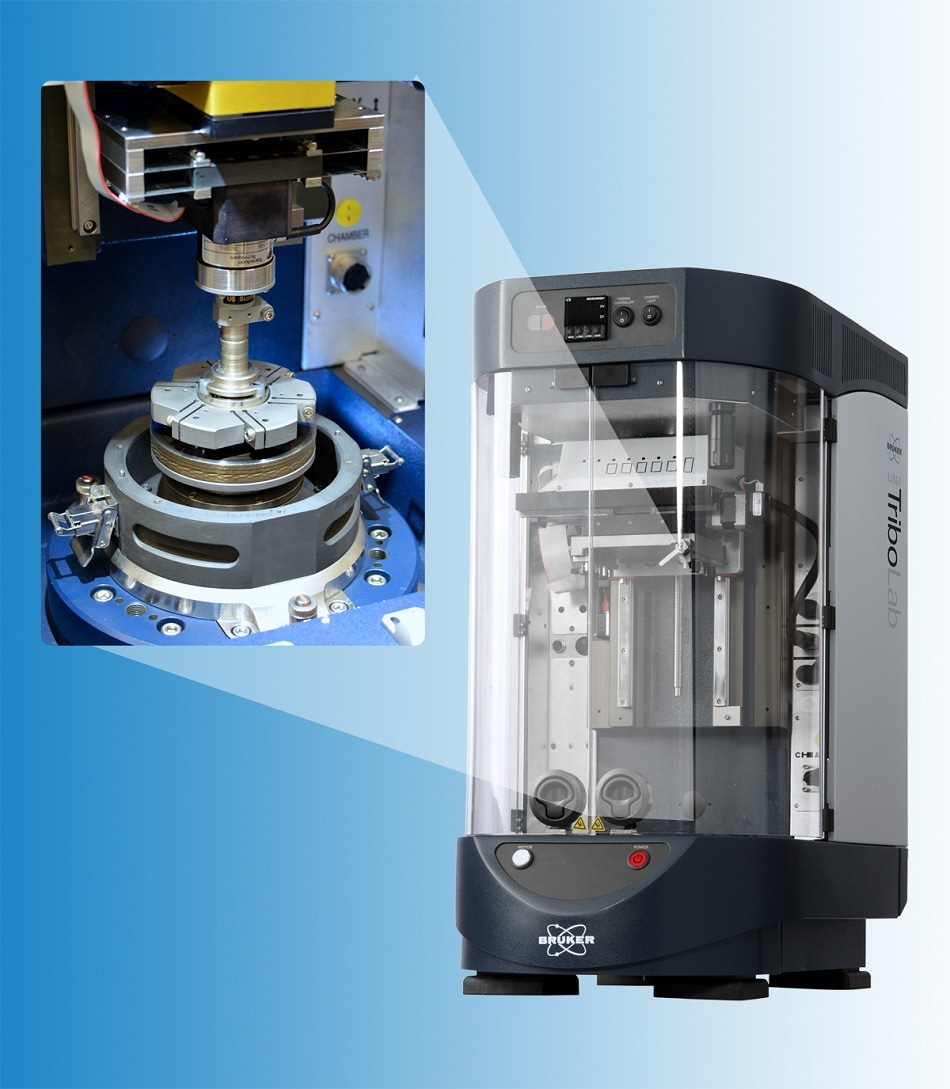 Bruker Partners with Greening Testing Laboratories to Provide Benchtop Brake Screening Services