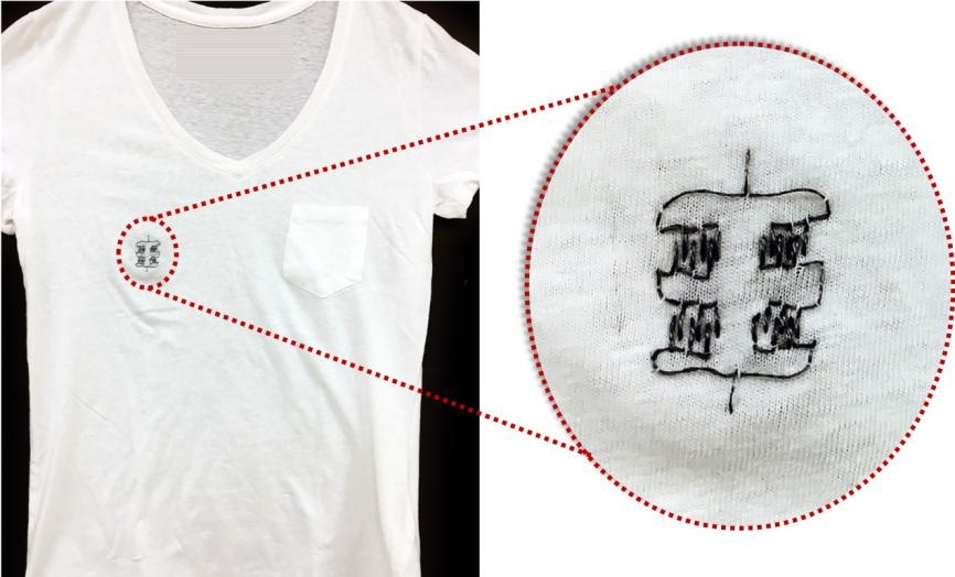 Materials Scientists Develop New Embroidered Charge-Storage Arrays for Wearable Devices