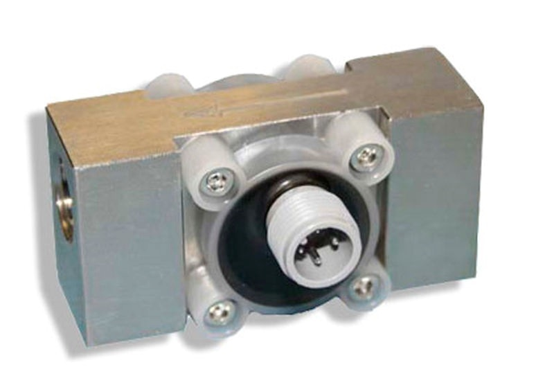 High Pressure Flowmeter Measures Liquid Refrigerants