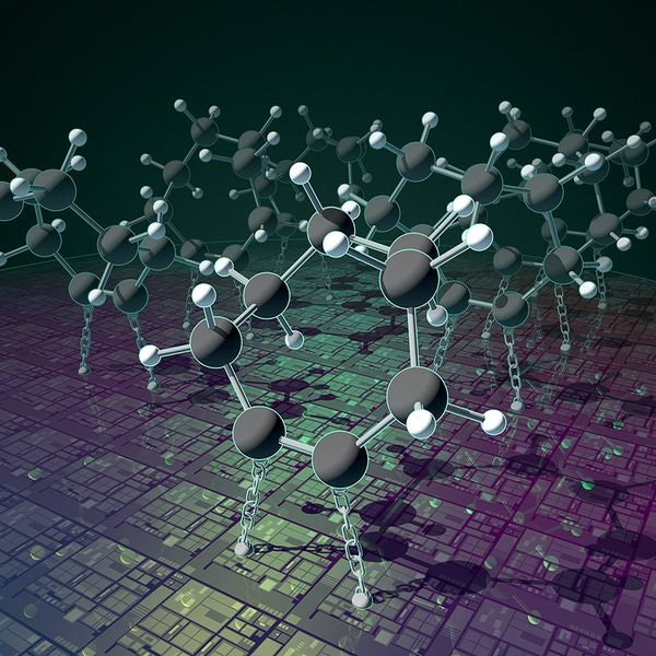 Researchers Use Computational Chemistry to be Able to Successfully Design Functional Materials