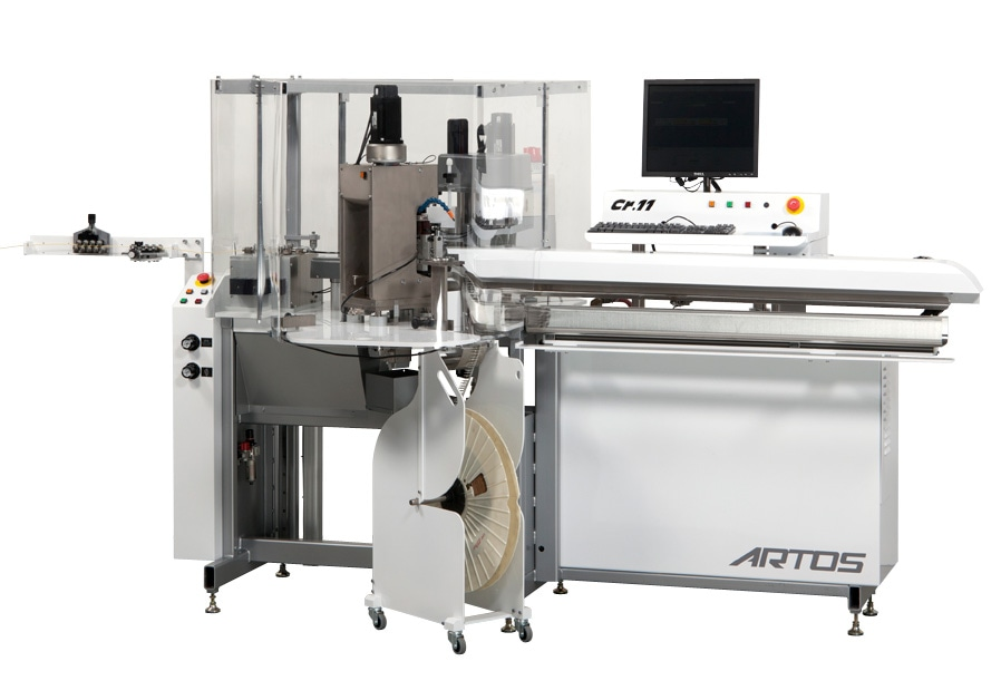 Convert Ltd Doubles Capacity with New Artos CR11 Automatic Crimping Machine