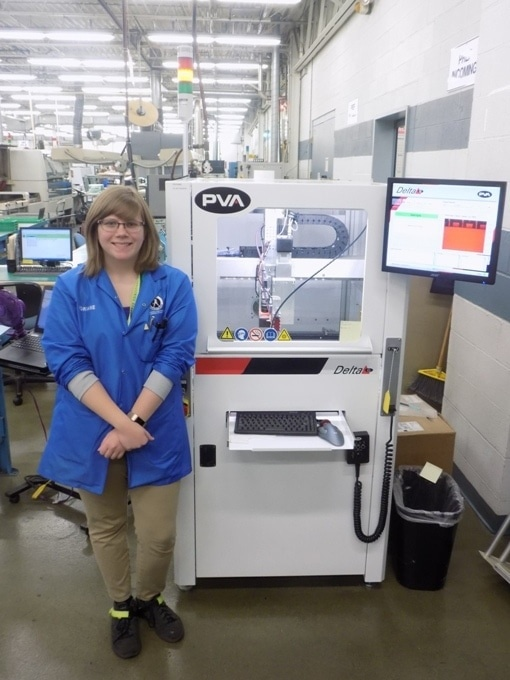 Libra Industries Adds Robotic Conformal Coating Capability
