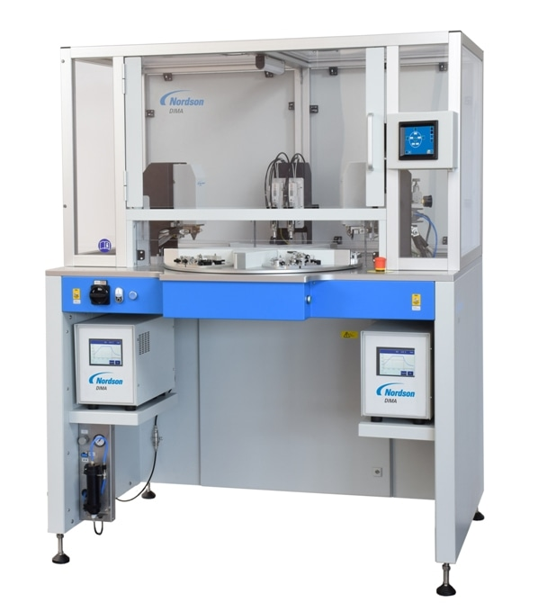 Nordson DIMA to Demonstrate Hot Bar Reflow Soldering and Automated Flux Dispensing with the C-TurnFlux System at IPC APEX Expo 2019