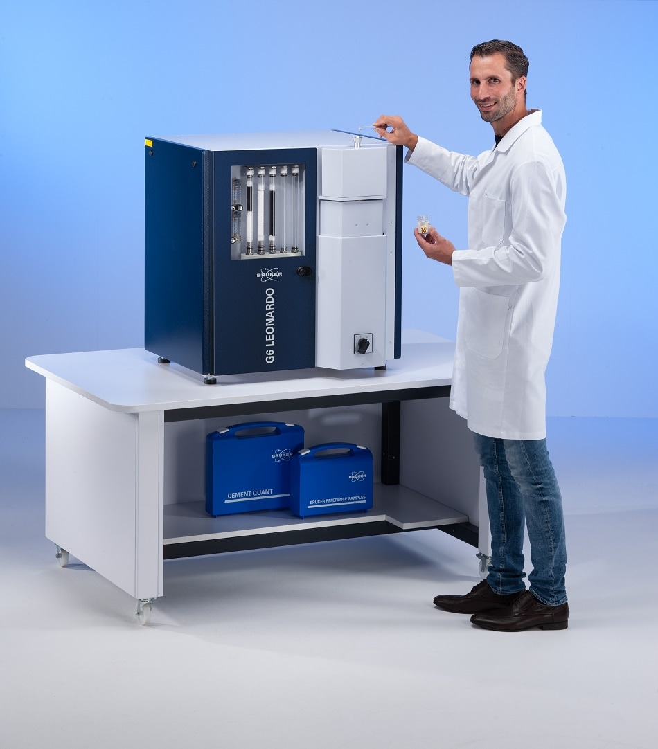 Bruker Launches the G6 LEONARDOTM for Oxygen, Nitrogen and Hydrogen (ONH) Analysis by Inert Gas Fusion