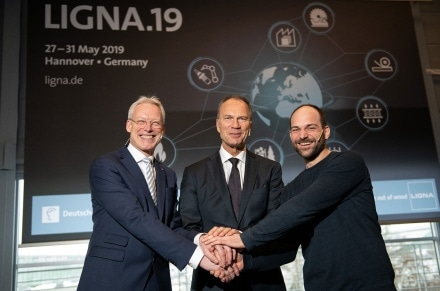 """Ligna 2019: """"… a Historic and Reliable Partner for the Entire Woodworking Industry"""""""