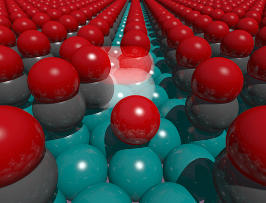 New Mechanism to Allow Molecules to Diffuse Rapidly on Surface of Solid-State Catalyst