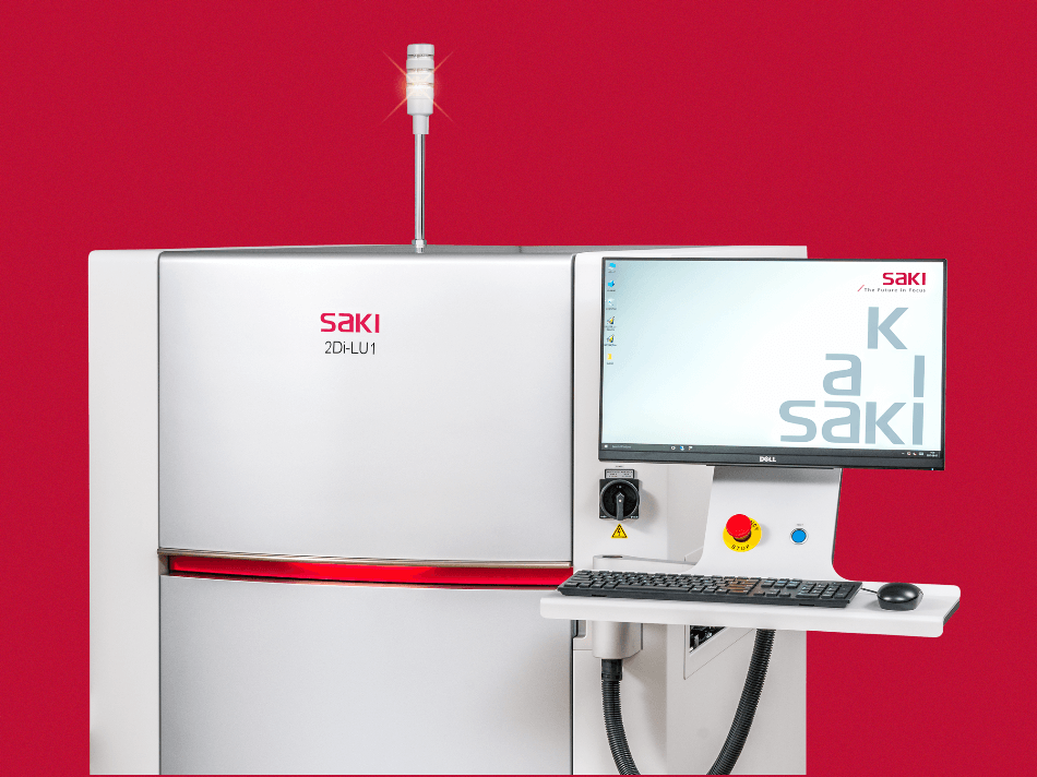 Saki Corporation Introduces Ultra-Fast, Inline, 2D Bottom-Side Automated Optical Inspection for PCBs