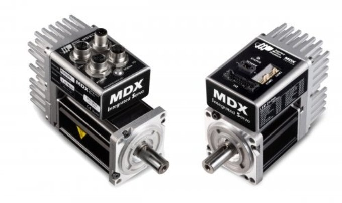 Integrated Servo Motor Includes Feedback, Drive and Motion Controller: Applied Motion Products New MDX Integrated Servo Motors Available from Mclennan
