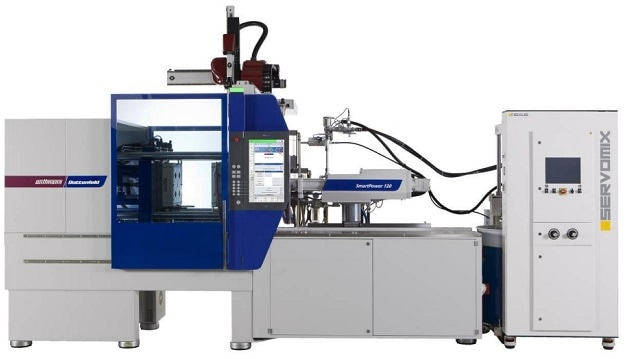 WITTMANN Group Offers Automation Technology for Plastics Injection Molding