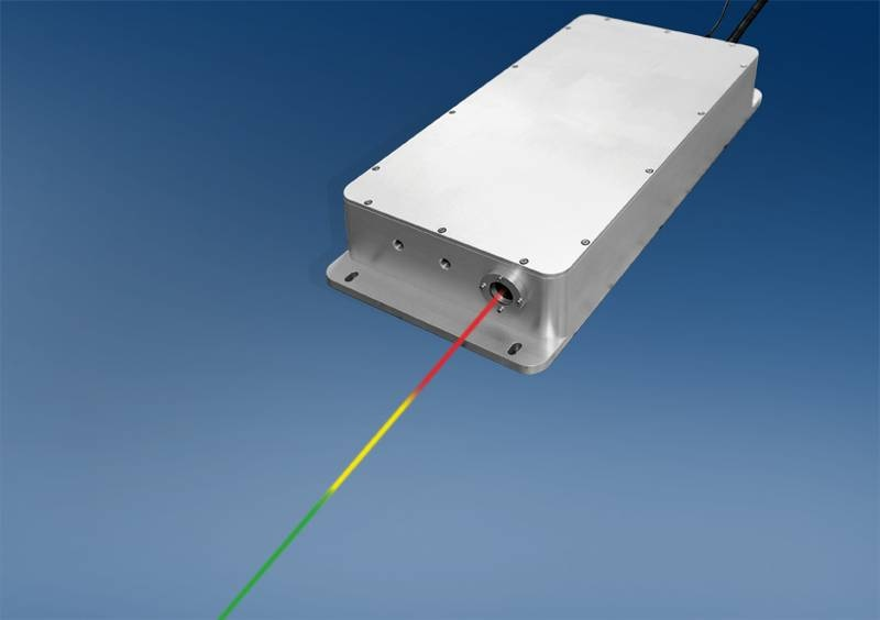 TETRA Changes Wavelengths 10 Times Faster than OPO-Based Lasers