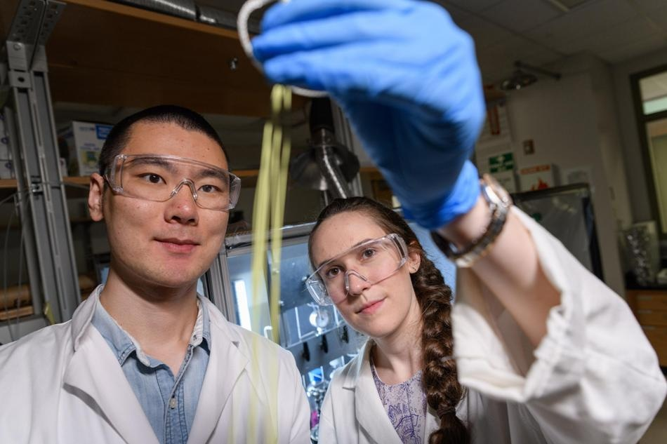 New Membranes Separate Chemicals Without Energy-Intensive Processes