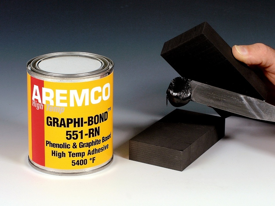 Graphi-Bond 551-RN High-Temp Graphite Adhesive Now Available
