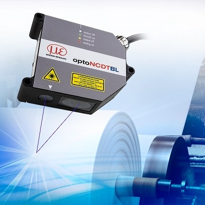 Micro-Epsilon Extends its Range of Blue Laser Sensors with New Higher Speed, Higher Performance Series