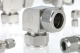 New Stainless Steel  Extrusion Process Boost Compression Tube Fittings