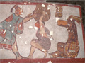 Nanoparticles Used to Preserve Mayan Wall Painting of Archaeological Value