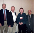 Stork CRS Metallurgists Recognized for Paper Presented at American Foundry Society Meeting