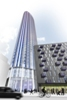 Alcoa Kawneer Delivers Architectural Aluminum Products for Halo Tower