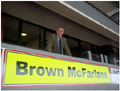 UK Steel Plate Distributor Brown McFarlane become Stoke City FC Official Partner