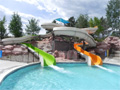 Breakthrough Polyaspartic Gelcoat Technology Offers Many Benefits for Waterparks