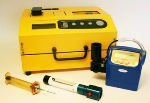 New FUZION Line of Portable, Rapid, Field Air Sampling Products