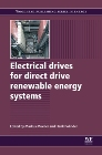 New Book on Electrical Drives for Direct Drive Renewable Energy Systems