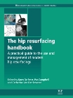 New Handbook on Modern Hip Resurfacings