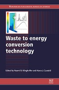 Waste to Energy (WTE) Conversion Technologies - New Book from Woodhead Publishing