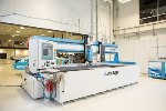 Second Jet Edge Waterjet Cutting System Installed at MWR's Fabrication Shop