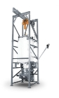 National Bulk Equipment Offers Sanitary Compliant Bulk Bag Unloader Systems