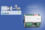 New BlueLine Voltage Module from PRIAMUS for Injection Molding Processes