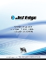 Jet Edge, Inc. Released New Brochure on Precision Water Jet Cutting Products