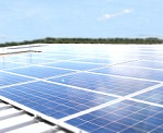 TRB Lightweight Structures Installs Commercial Solar PV Panels at Their Huntingdon Factory