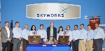 Mexico Honors Skyworks with Technology and Innovation Award