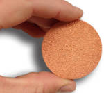 New Microporous Copper Foam from Goodfellow is a Powerful Heat Sink