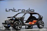 Intrado Hydrogen Powered Crossover Car Wins JEC 2015 Jury Prize