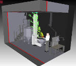 Hosokawa Micron Use Airflow Dynamics Simulation To Optimise Downflow Booth And Workstation Design