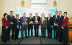 Peak Scientific Wins Rising Star Category at the Cathay Pacific China Business Awards