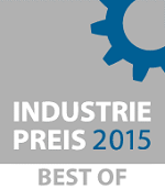 Two Instruments of FRITSCH • Milling and Sizing Feature the Title Best of 2015 for INDUSTRIPREIS 2015