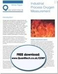 Quantitech's Comprehensive White Paper on Measurement of Oxygen Gas in Industrial Processes