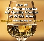 HORIBA Scientific To Offer Free Webinar on the Use of 3D Fluorescence for Quality Control of White Wine