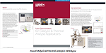 NEW!!! Catalogue – Mass Spectrometer Analysers for Catalytic and Thermal Reaction Processes