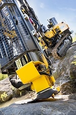 Atlas Copco Takes on Noise and Dust in Urban Development
