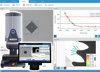 Buehler Upgrades Wilson® DiaMet™ Software for Hardness Testing
