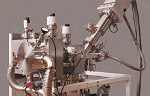 Molecular Beam Mass Spectrometer Monitors Reactive Ions at Ambient Pressure