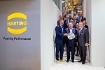 HARTING Awards RS Components High Service Distributor of the Year 2016