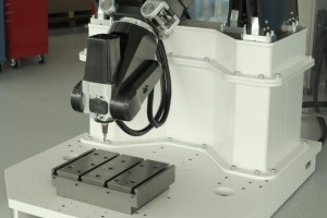 Advanced Manufacturing Research Center Develops World's First Carbon Composite Reconfigurable Machine-Tool