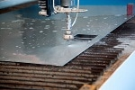 Tennessee Fab Shop Switches Gears with Jet Edge Waterjet Cutting Machine