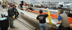 IACMI Teams with Industry to Unveil Unique Combination of Technologies in Nine-meter Wind Turbine Blade